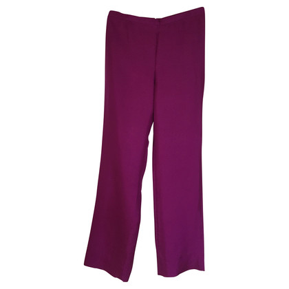 Gianni Versace Silk pants