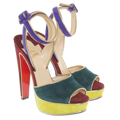 Christian Louboutin Sandals in multicolor