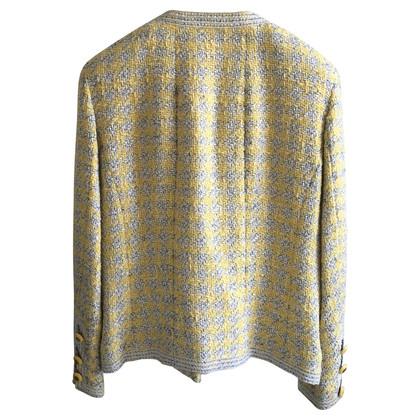 Chanel Yellow vintage jacket