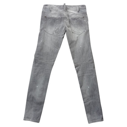 Dsquared2 Gray jeans