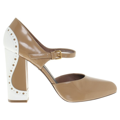 Marni Pumps in Beige