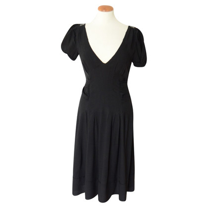 Prada Midi dress with bow