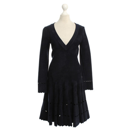 Alaïa Hole hem dress