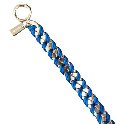Marc Cain blauwe armband