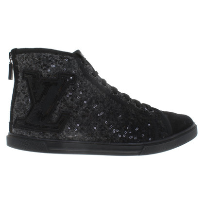 Louis Vuitton Sneakers with sequins