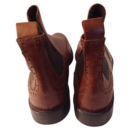 Russell & Bromley Bottines brunes