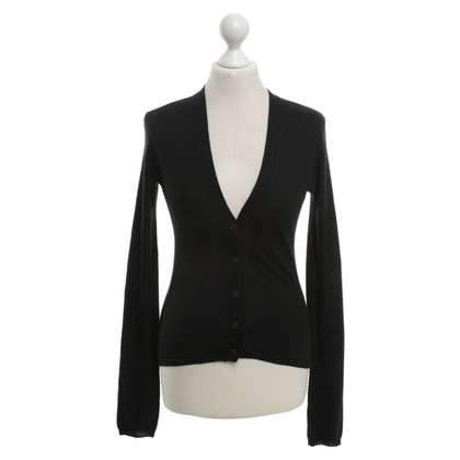 Miu Miu Cardigan in Black