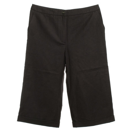 Chanel pantaloncini neri