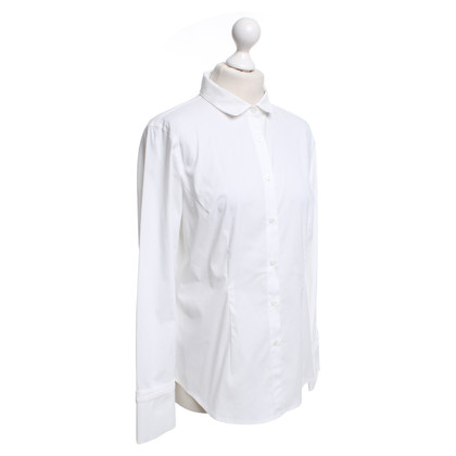 Steffen Schraut Hemdbluse in Weiß