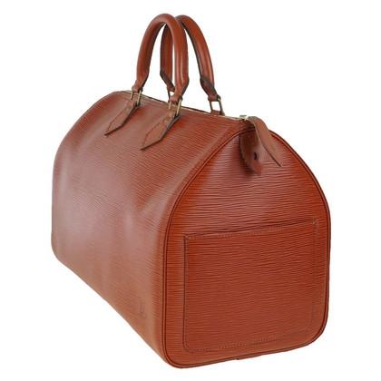 """Louis Vuitton """"Speedy 35 EPI ' in Brown"""