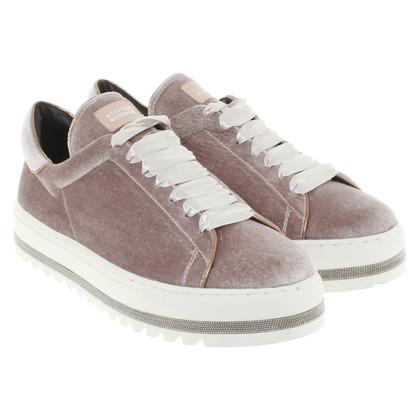 Steffen Schraut Velvet sneakers