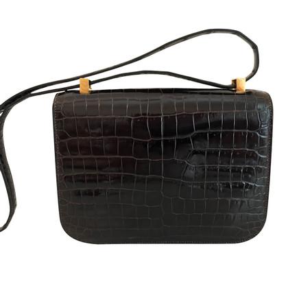 """Hermès """"Constance Bag"""" krokodillenleer"""