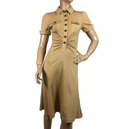 Diane von Furstenberg jurk van wol
