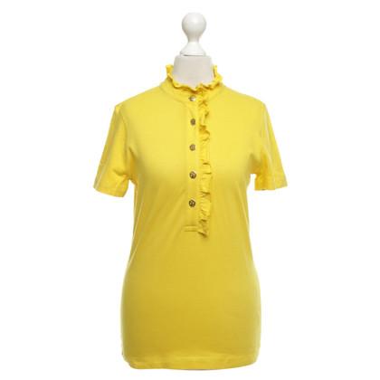 Tory Burch Shirt in yellow