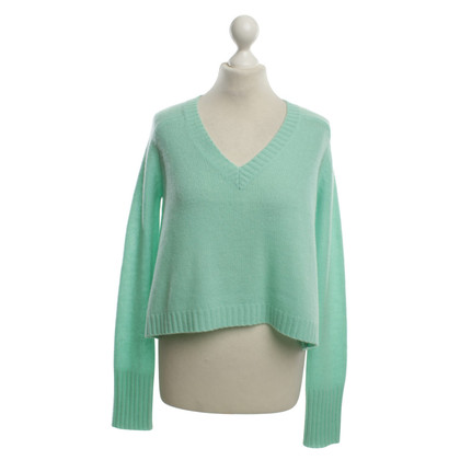 360 Sweater maglioni di cachemire a Mint Green