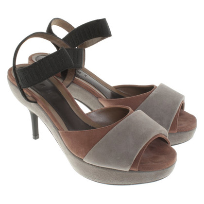 Marni Sandals in grey