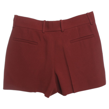 Chloé Shorts in Rostrot