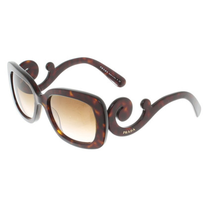 Prada Sunglasses with curved straps