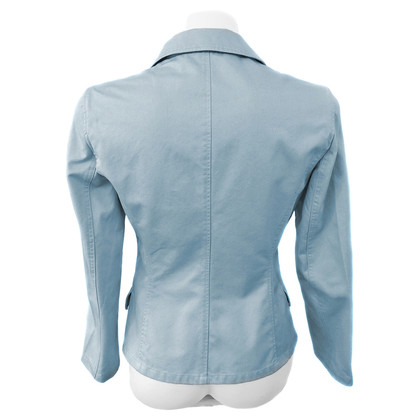Max & Co Blue cotton jacket