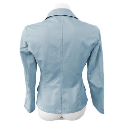 Max & Co Giacca cotone azzurra
