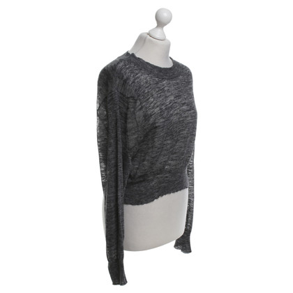 Isabel Marant Knit sweater in dark gray