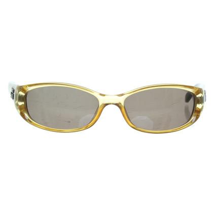 Gucci Golden brown sunglasses