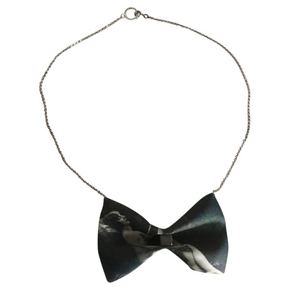 Pinko Necklace with bow