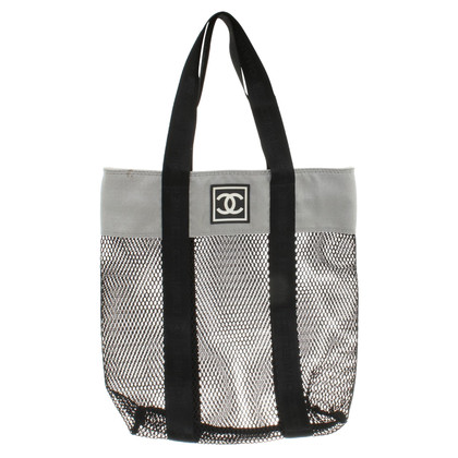 Chanel Tote Bag mesh