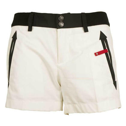 Dsquared2 Pantaloncini bianchi Bermuda