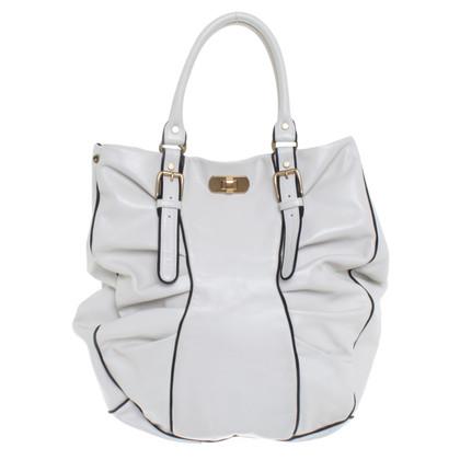 Marni Große Handtasche mit Raffung