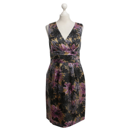 L.K. Bennett Getailleerde jurk in Bunt