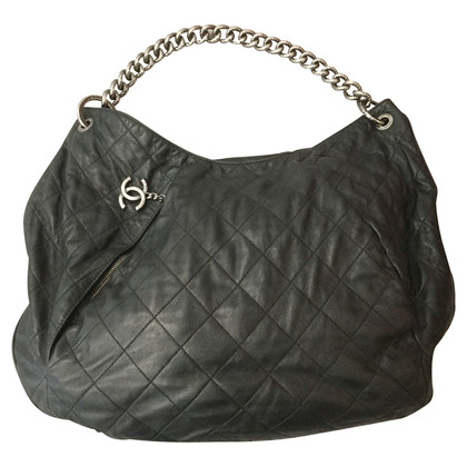 Chanel Hobo bag in black