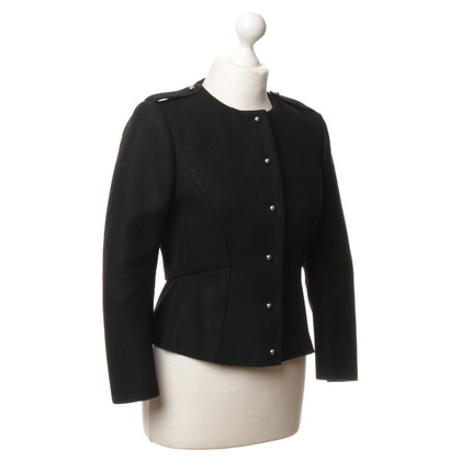 Tara Jarmon Short jacket in black