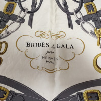 "Hermès Seidentuch ""Brides de Gala"""
