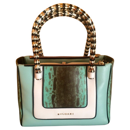 "Bulgari Handbag ""Serpenti Scaglie"""