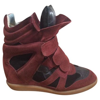 Isabel Marant Sneaker-Wedges