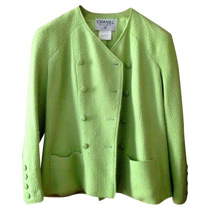 Chanel lana giacca