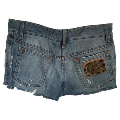 D&G Jean Shorts