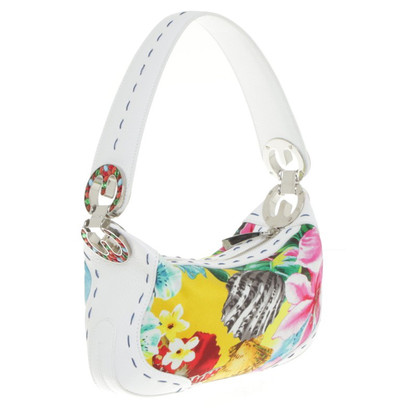 Escada Bag with floral print