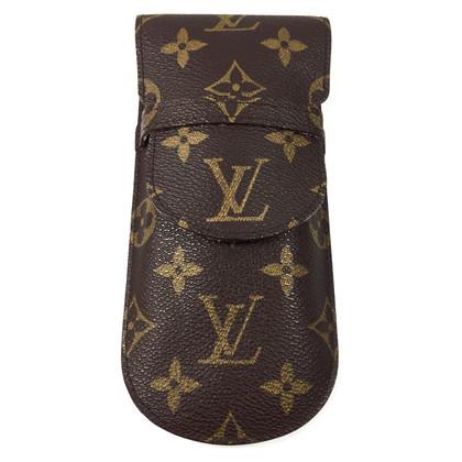 Louis Vuitton Brillentui from Monogram Canvas