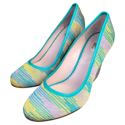 Missoni Multi Color Wedges