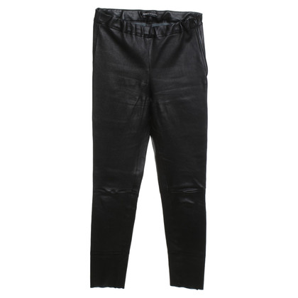 Arma Leather pants in black
