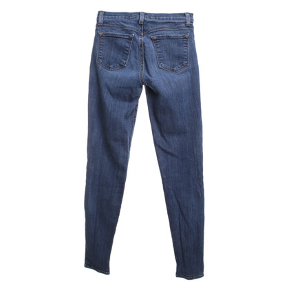 J Brand Skinny Jeans in Blue