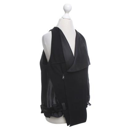 Balenciaga Gilet en noir