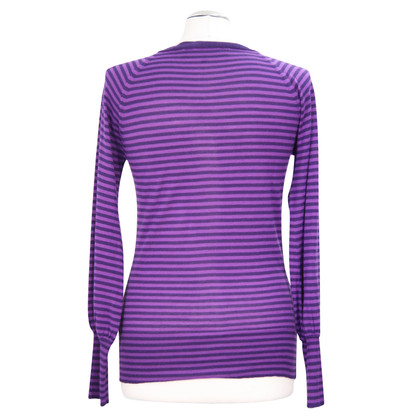 French Connection top with stripes
