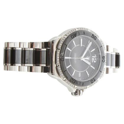 Tag Heuer Wristwatch with diamond bezel