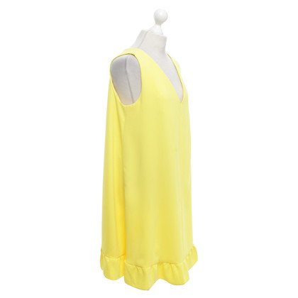Piu & Piu vestito giallo