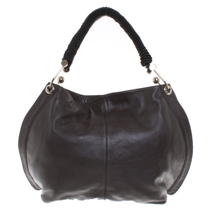 Marni Shopper in marrone