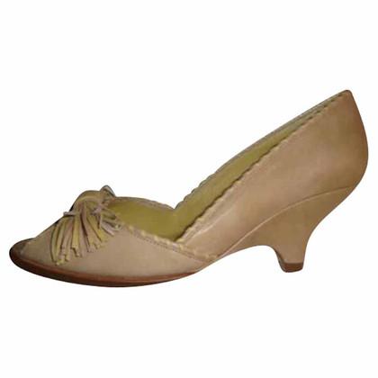 Pura Lopez Peep-dita dei piedi