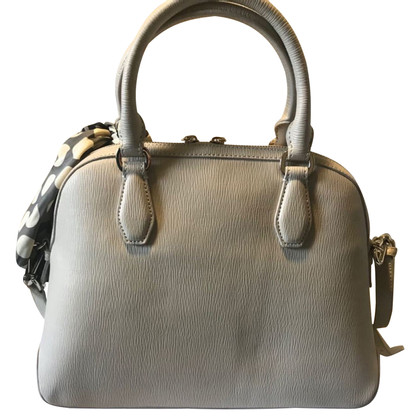 Moschino Love Tas in beige